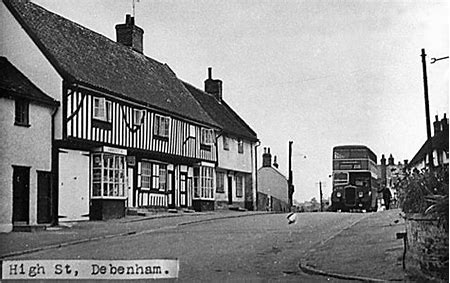 Debenham jumps important hurdle in Neighbourhood Plan process